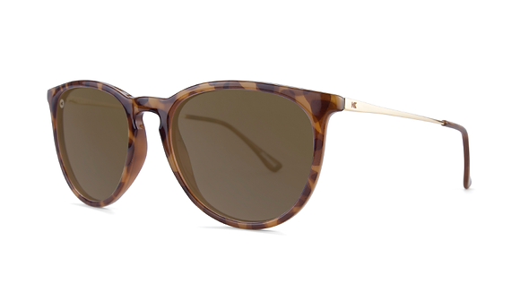 Mary Janes Glossy Blonde Tortoise shell / Amber