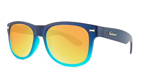 Knockaround Fort Knocks Frosted navy fade / Sunset