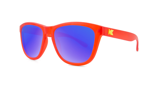 Knockaround Kids Premiums Frosted Red / Moonshine