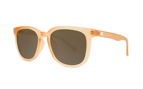 Knockaround Paso Robles Frosted Rose Quartz / Amber
