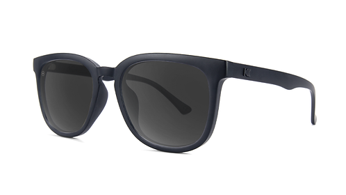 Knockaround Paso Robles Black on Black / Smoke