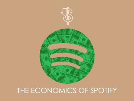 The Economics of Spotify