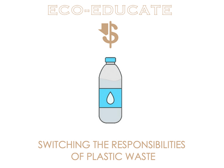 Switching the responsibilities of Plastic Waste