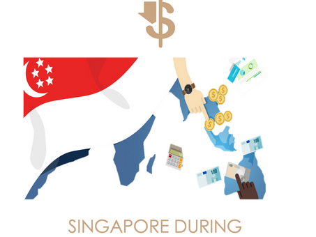Singapore during the Asian Financial Crisis