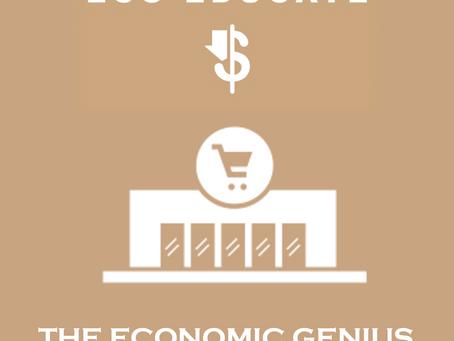 The Economic Genius of Supermarkets