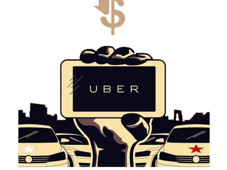 Uber's epic failure in China