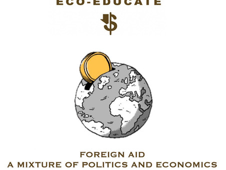 Foreign Aid: A mixture of Politics and Economics