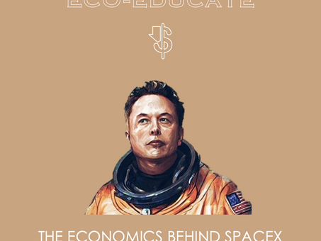 The economics behind SpaceX