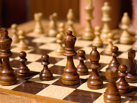 Game Theory and Chess