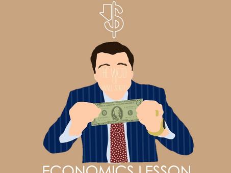 Economics Lesson: Wolf of Wall Street