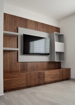 Mueble de tv family