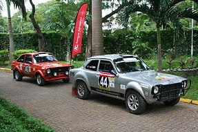 ford escort safari