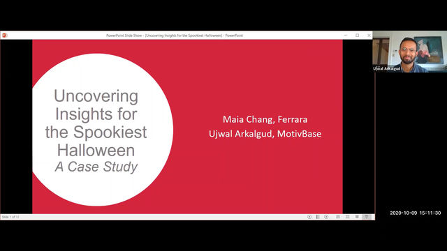 Ferrara and MotivBase: Case Study presented at Quirks Virtual Event