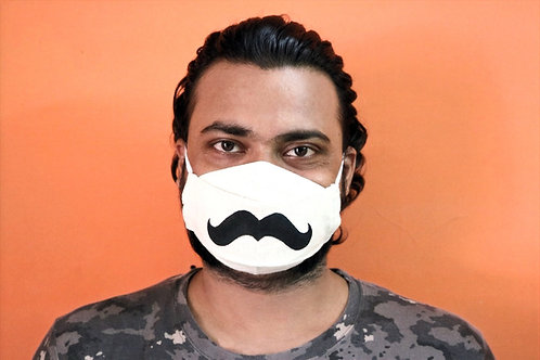 Father's Day Special Mask