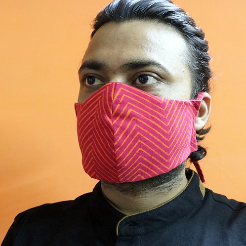 2-Layered Printed Mask