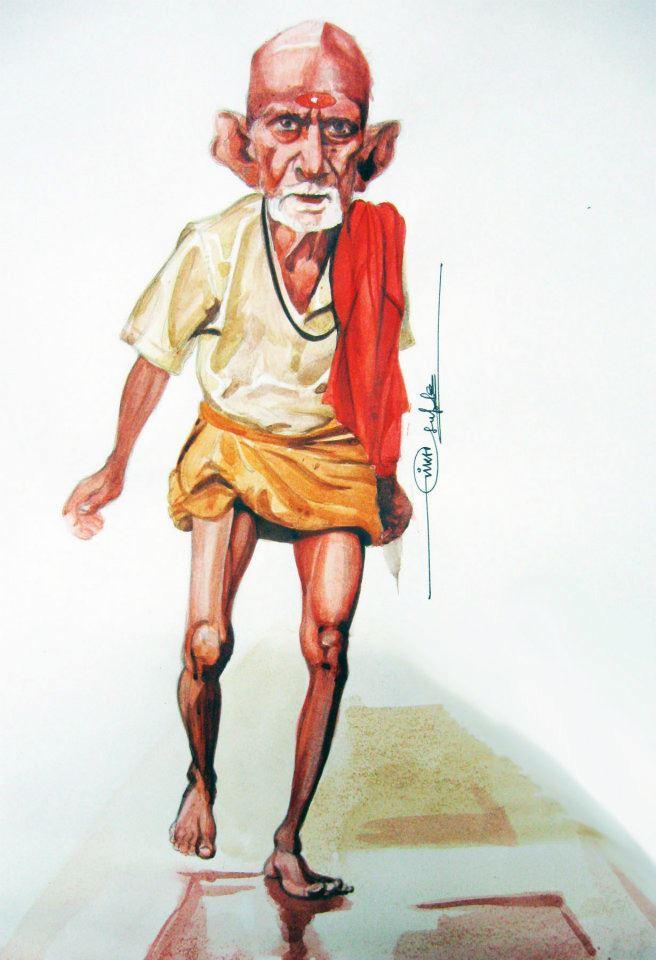 Live Sketch by Vikas Gupta