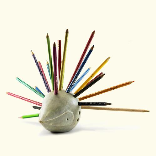 Porcupine pencil Stand