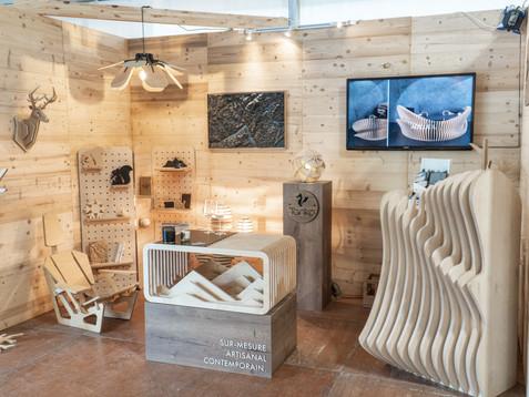 Retrouvez Tanko Designs au salon Alpes Home !