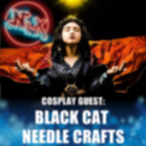Black Cat Needle Crafts (NLX Guests)