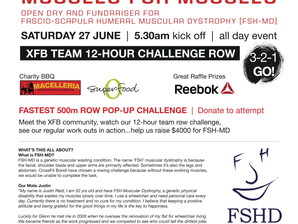 Muscles for Muscles Fundraiser!