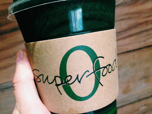 For a Dark Green Protein Smoothie try the ENERDRIVER!