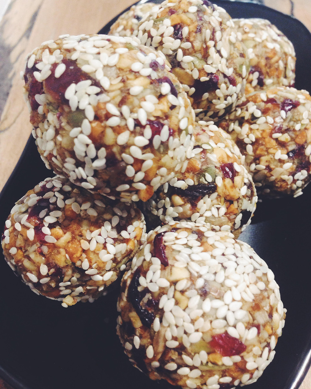 Cranberry and Coconut Clean Treats, O Superfood Bondi Junction