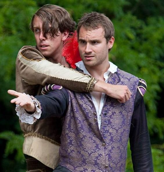 Benvolio, Romeo & Juliet