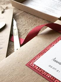 Boxed Invites