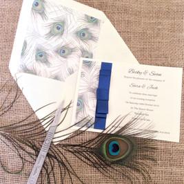 Peacock invites