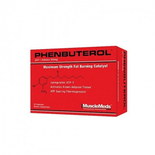 MUSCLEMEDS Phenbuterol 30 ct.