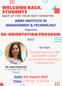 Reorientation Program AIMT - Asees Ahluw