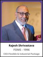 Rajesh Shrivastava