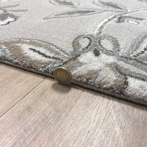 Bowker Grey Large Floral 160x230cm