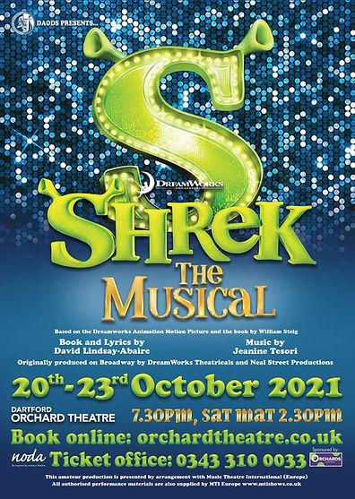 Shrek new number