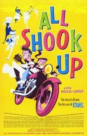 All Shook Up - Production team announced!