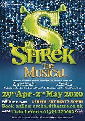 Shrek The Musical - Cast Announcement
