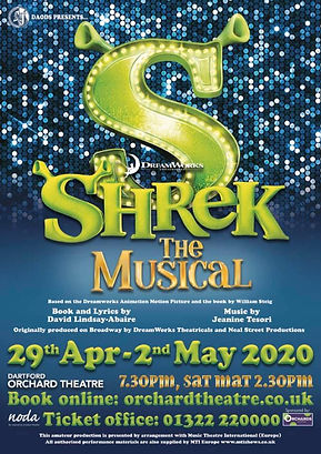 Shrek The Musical - Cast Announcement
