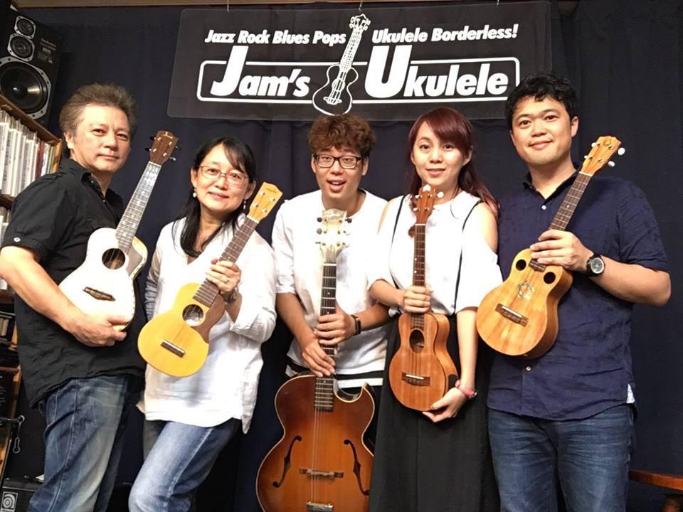 2017 福岡Jam's Ukulele 演出