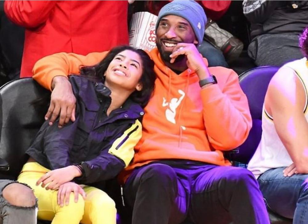 "Kobe Bryant and Gianna Maria Onore - ""Gigi"""