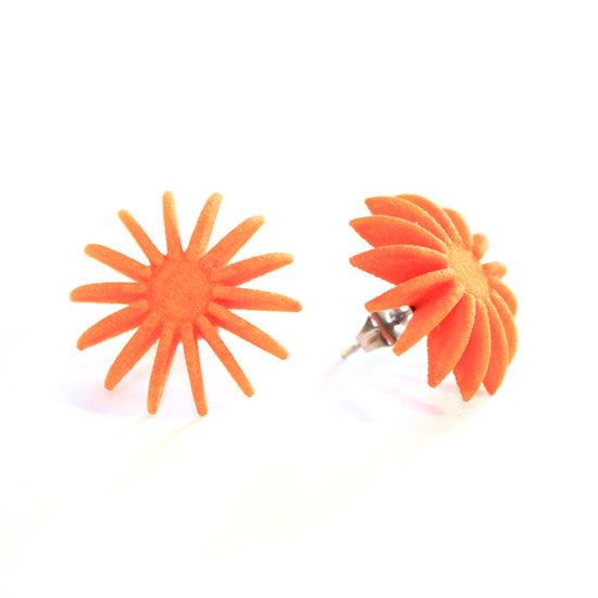 Ear Lollies Studs Orange