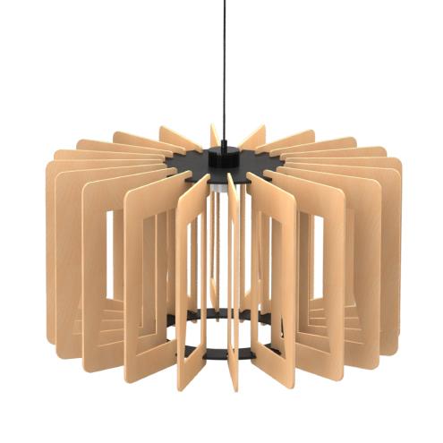 Large Cylindrus Pendant Light