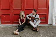 Amelia + Ryan (Paper Hearts)