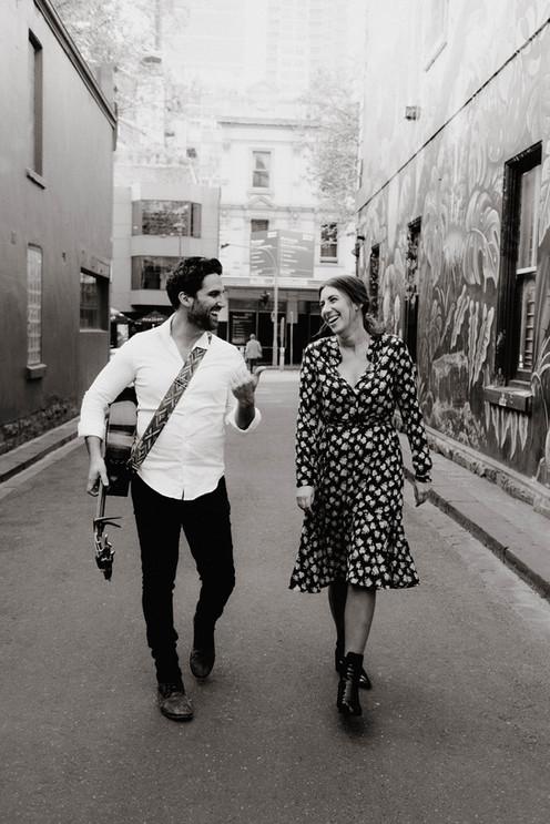 Andrew & Elise Duo