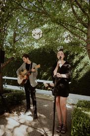 Tash + Mitch | Paper Hearts duo
