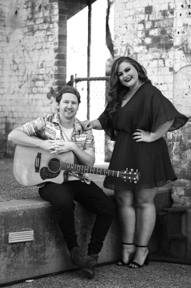 Ellen + Jay | Brisbane Duo | Paper Hearts