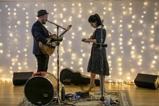 Danny + Ash Duo (Paper Hearts)