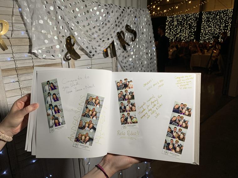 wedding photobooth melbourne