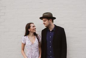 Emma & Simon (Paper Hearts)