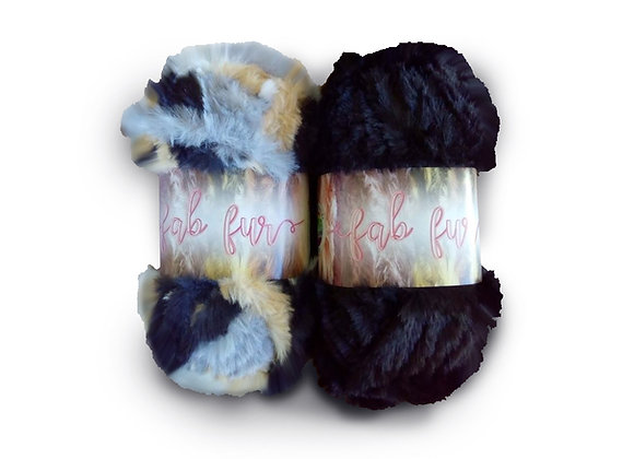 Countrywide Yarns Fab Fur