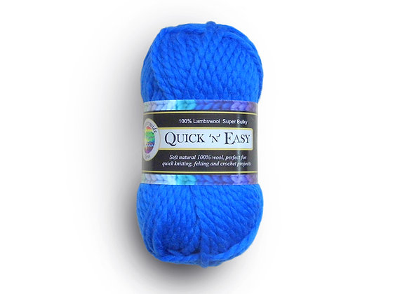 Countrywide Yarns Quick 'n' Easy Super Bulky